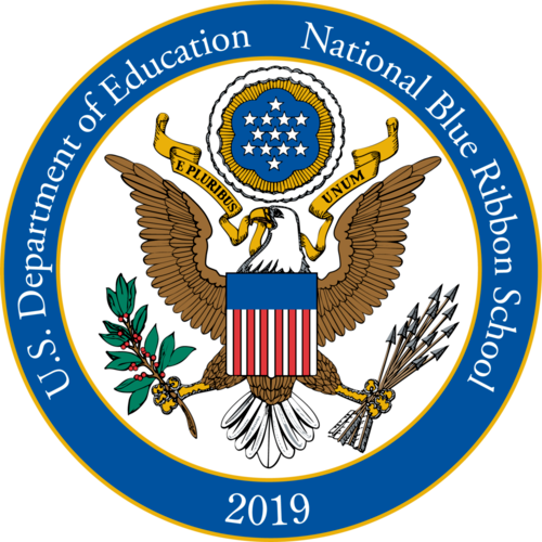 St Peter School National Blue Ribbon School of Excellence